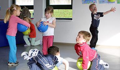 Kooperation KiGa-Verein