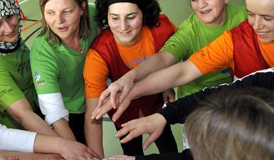Frauen und Sport